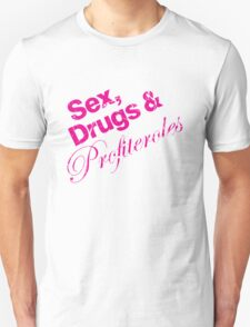 Sex, Drugs & Profiteroles T-Shirt