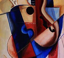 Broken Colours II by Susan van Zyl