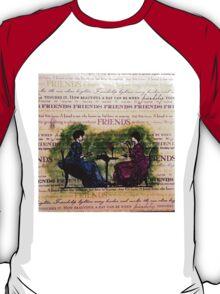Friends over tea T-Shirt