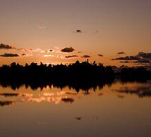 A City Silhouette by SunDwn