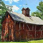 Old Barn 2 by Mary Lake