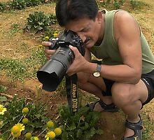 The Photographer by prakhar