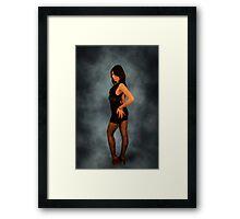 Julia I Framed Print