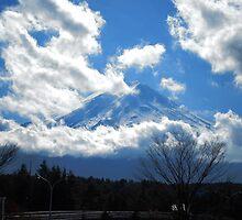 Fuji Mount by Mauro Ippolito