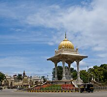 Mysore Palace by Nila Newsom