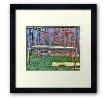 Supreme  Artistry Framed Print