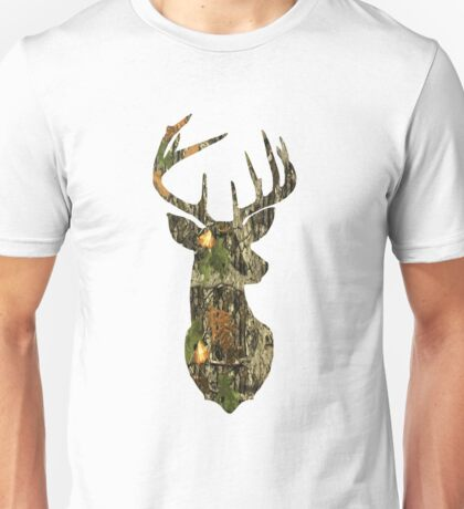 The Stag - Mossy Oak 1 Unisex T-Shirt