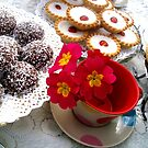High tea  by Amy  Lanza