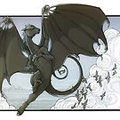 Black Dragon by Kiri Moth