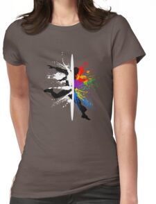 The Soul... Womens Fitted T-Shirt