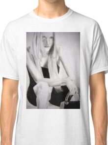 Little black dress Classic T-Shirt