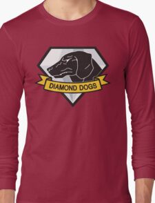 Diamond Dogs (MGSV) Long Sleeve T-Shirt
