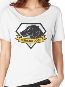 Diamond Dogs (MGSV) Women's Relaxed Fit T-Shirt