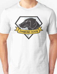Diamond Dogs (MGSV) Unisex T-Shirt