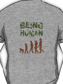 Being Human - Devolution T-Shirt