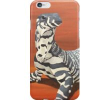 Goanna iPhone Case/Skin