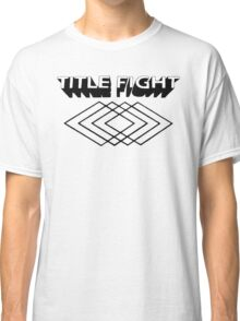 Title Fight Hyperview  Classic T-Shirt