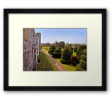 Hall Place 3 Framed Print