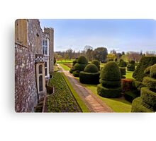 Hall Place 3 Canvas Print