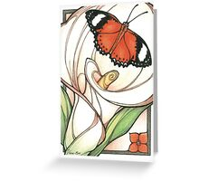 Lacewing Greeting Card