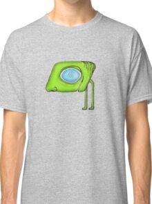Funny Alien Monster Character Classic T-Shirt