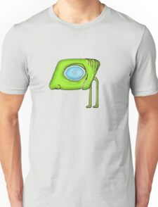 Funny Alien Monster Character Unisex T-Shirt
