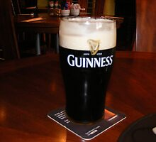 GLASS OF GUINESS by gracestout2007