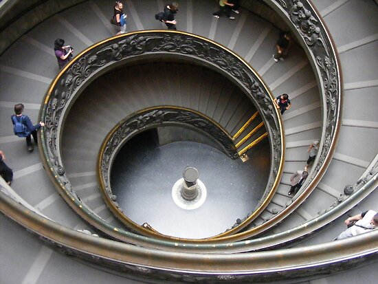 SPIRAL RAMP by gracestout2007