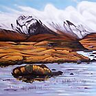 Lochan na h'Achlaise by Jim Moore