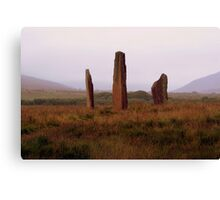 The Giants Toes Canvas Print