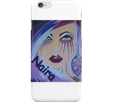 Naira Products iPhone Case/Skin