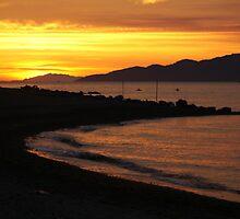 Spanish Sunset by Adam Robbins