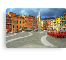Lerici - Main Square Canvas Print