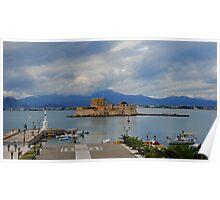 Nafplio,Peloponnese Poster