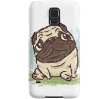 Pug that relaxes Samsung Galaxy Case/Skin