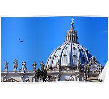 Vatican City,Rome Poster