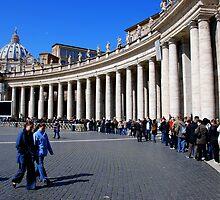 Vatican City,Rome by DimitriS-Gr