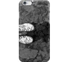 Through The Ice iPhone Case/Skin