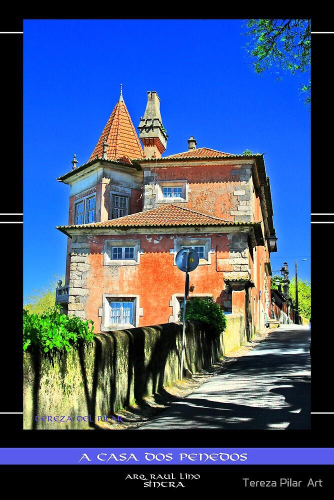 A Casa dos Penedos . Sintra by terezadelpilar~ art & architecture