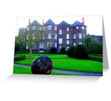 Butler House, Kilkenny Greeting Card