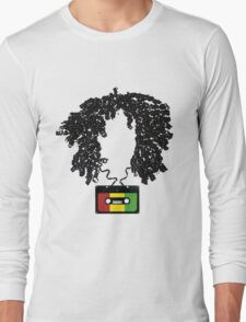 Bob and Cassette Weave Long Sleeve T-Shirt