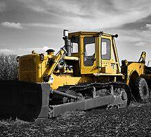 Yellow Digger by ShaunDaysh