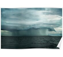 the rains come Poster