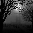 St Andrews graveyard by joak
