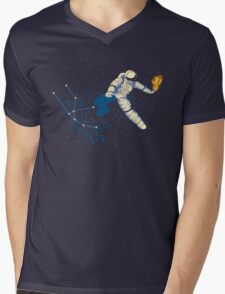 Wild Ride in Space Mens V-Neck T-Shirt