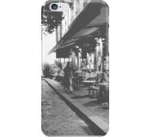 Dinner in Montmartre iPhone Case/Skin