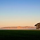 Mt. Arapiles at Dawn by morealtitude