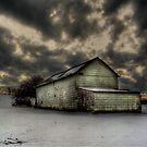 HUFFS CHURCH FARM  by MIKESANDY