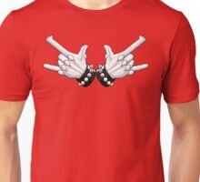 Heavy metal guns Unisex T-Shirt
