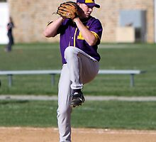 Matt Armour (EHS) pitching vs Fallston 4-14-10 by Gregg Tulowitzky
